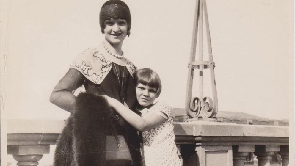 Nan Britton & Warren G. Harding