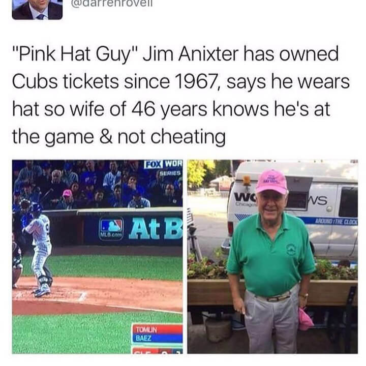 Keep The Pink Hat