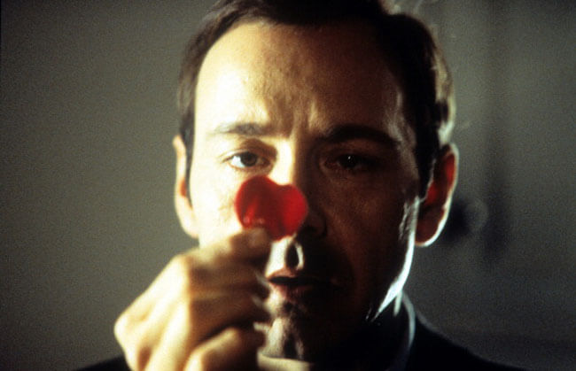 Kevin Spacey Gets Spacy in American Beauty