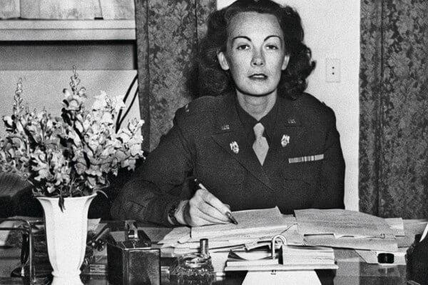 Kay Summersby & Dwight Eisenhower