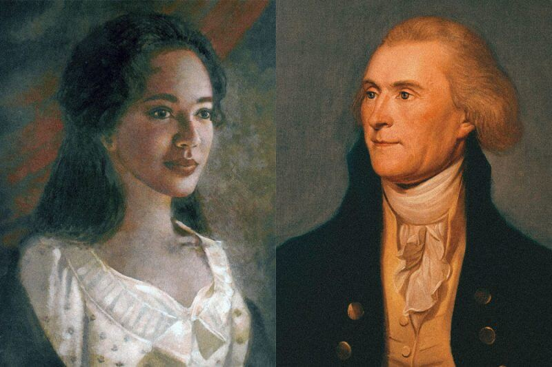 Sally Hemings & Thomas Jefferson