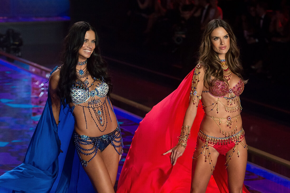 Victoria's Secret Once Had Two Fantasy Bras In One Year