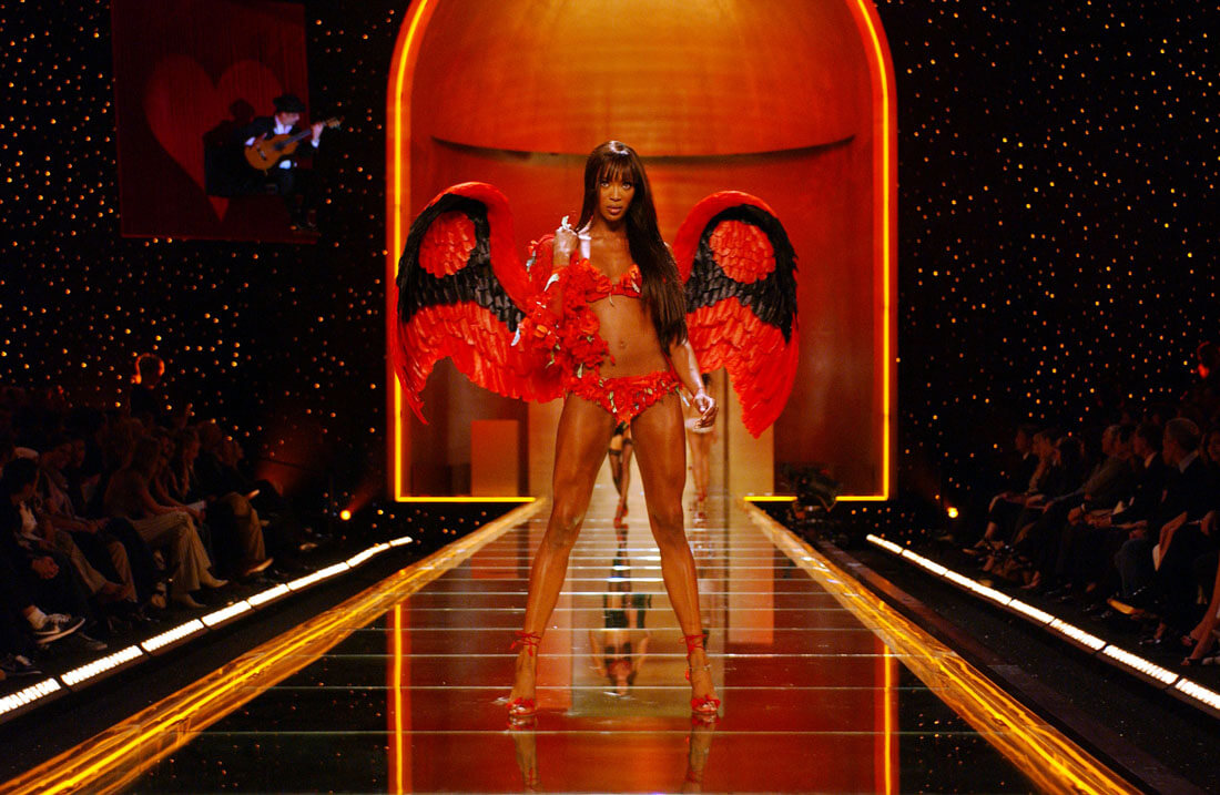 The Victoria's Secret Fashion Show Is A Full-On Television Event