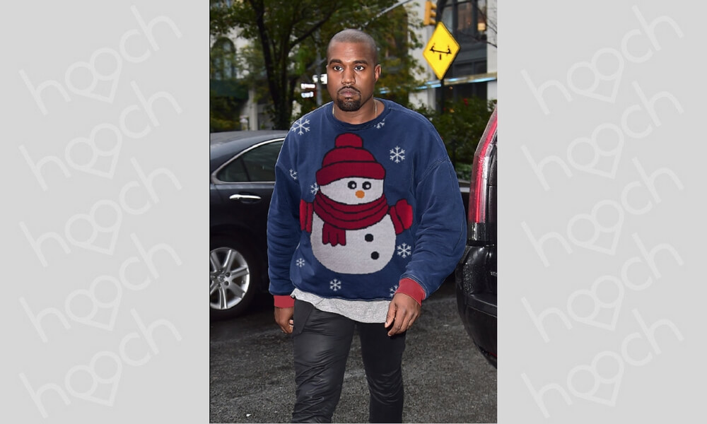 These Celebs Are Sleighing In Their Ugly Christmas Sweaters - Page 6 ...