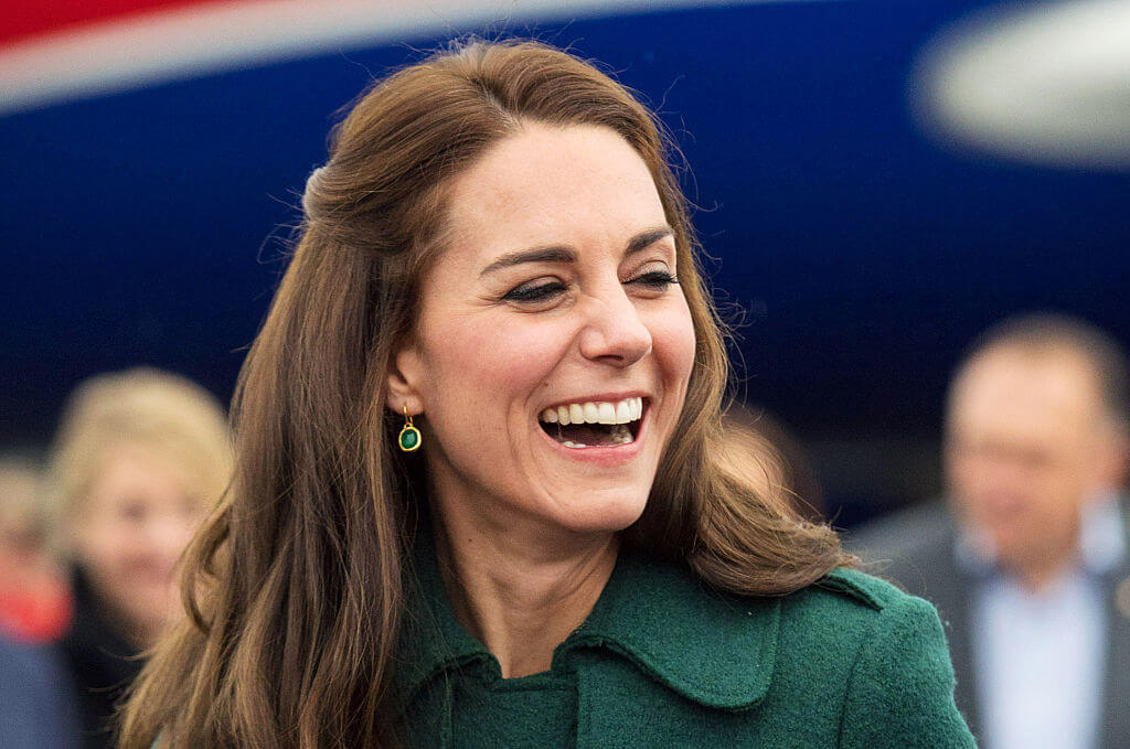 Kate Middleton: £7.3 Million ($10 Million)