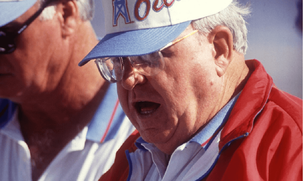 Buddy Ryan was not an easy coach to please