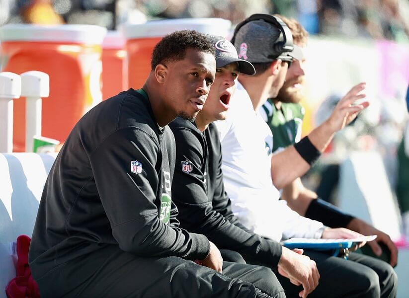 Geno Smith can't play after getting punched by teammate