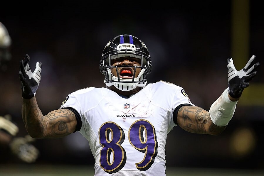 Steve Smith Sr. enjoys fighting teammates