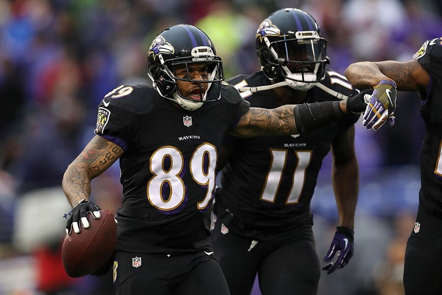 Steve Smith Sr. once fought a teammate during a film session