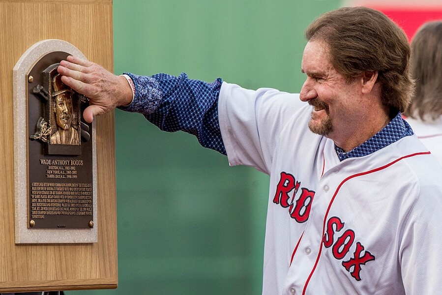 Wade Boggs credits his fried chicken pre-game ritual for his Hall of Fame career