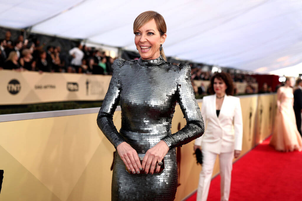 Allison Janney Towers Over The Competition