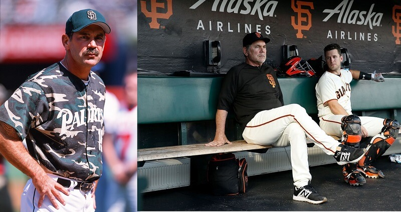 Bruce Bochy is older and wiser as the Giants manager these days