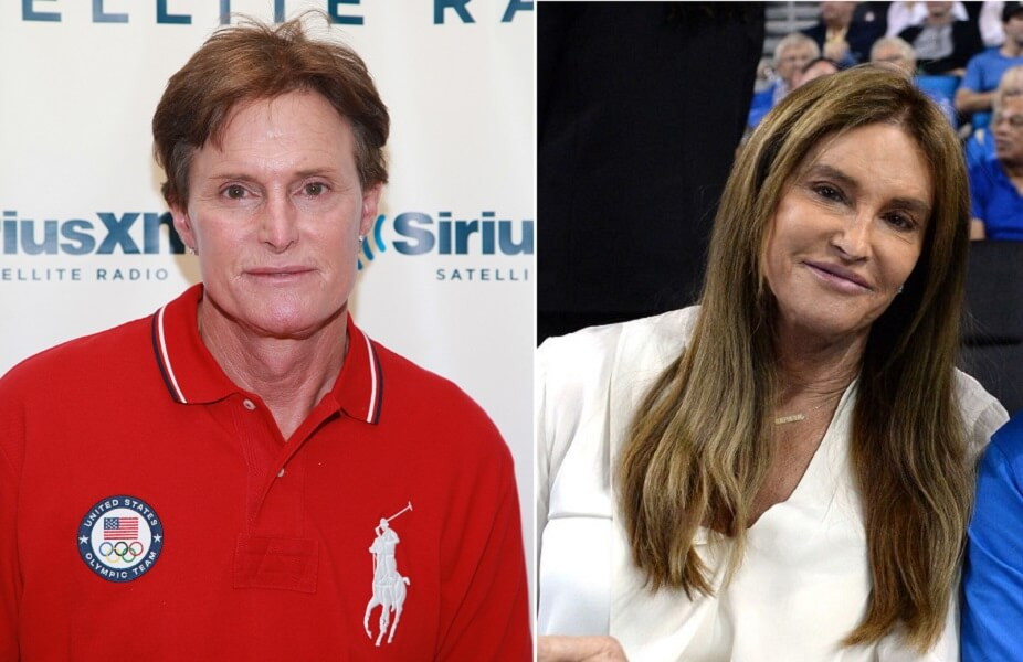 Caitlyn Jenner used to be Bruce Jenner