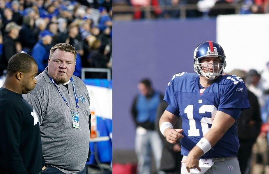 Jared Lorenzen grew his way out of the NFL