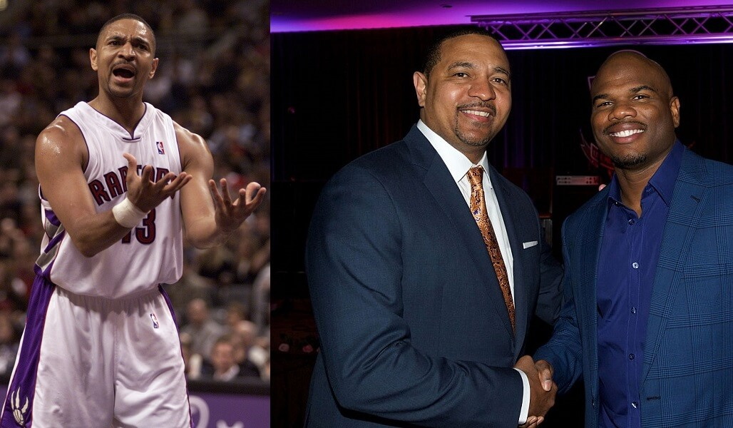 Mark Jackson preaches a healthy diet since retiring