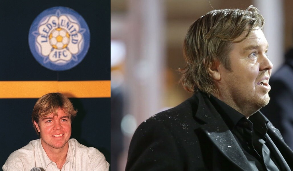 Tomas Brolin is more washes up rock star these days than former soccer star