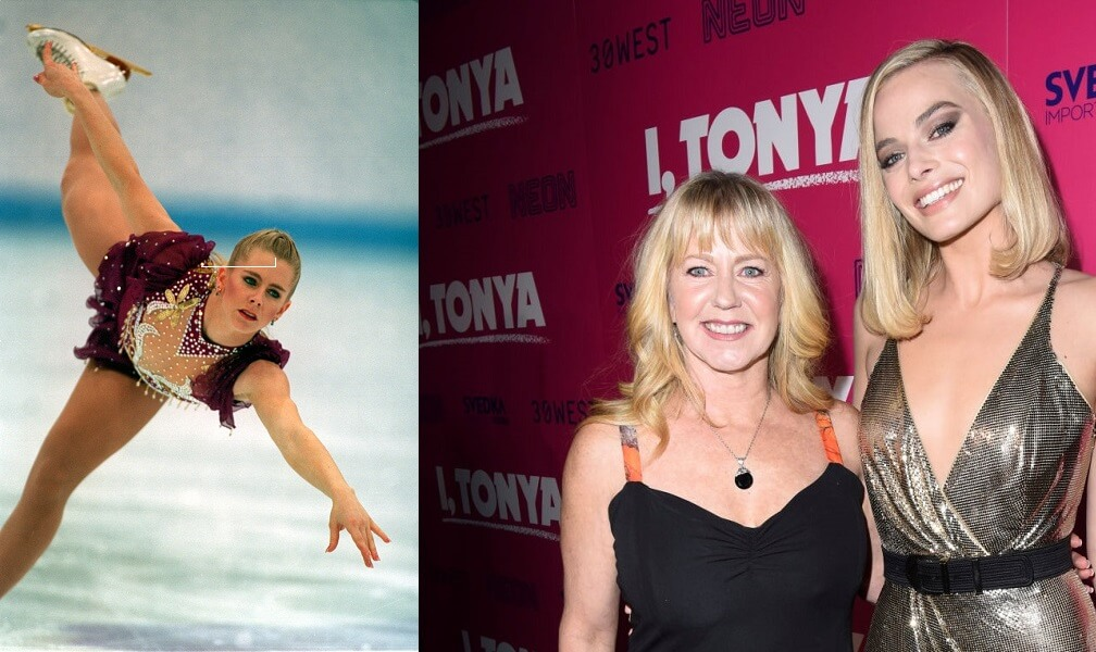 Tonya Harding has changed a lot since her Olympic heyday