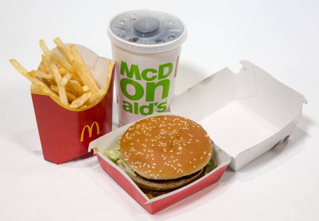 McDonald's Dead Dad Advertisement Was Rather Tasteless