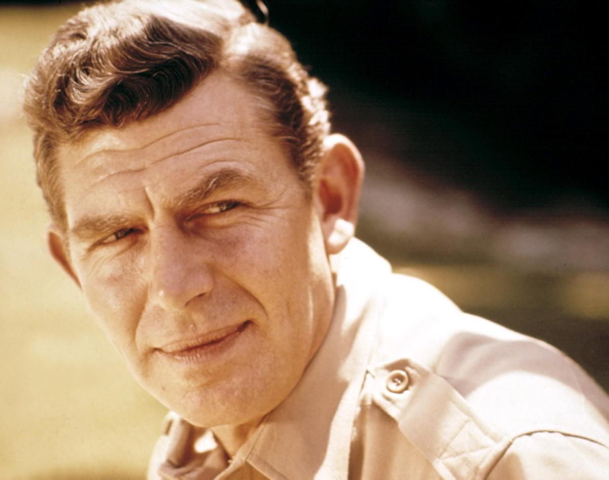 Andy Griffith Gospel Singer