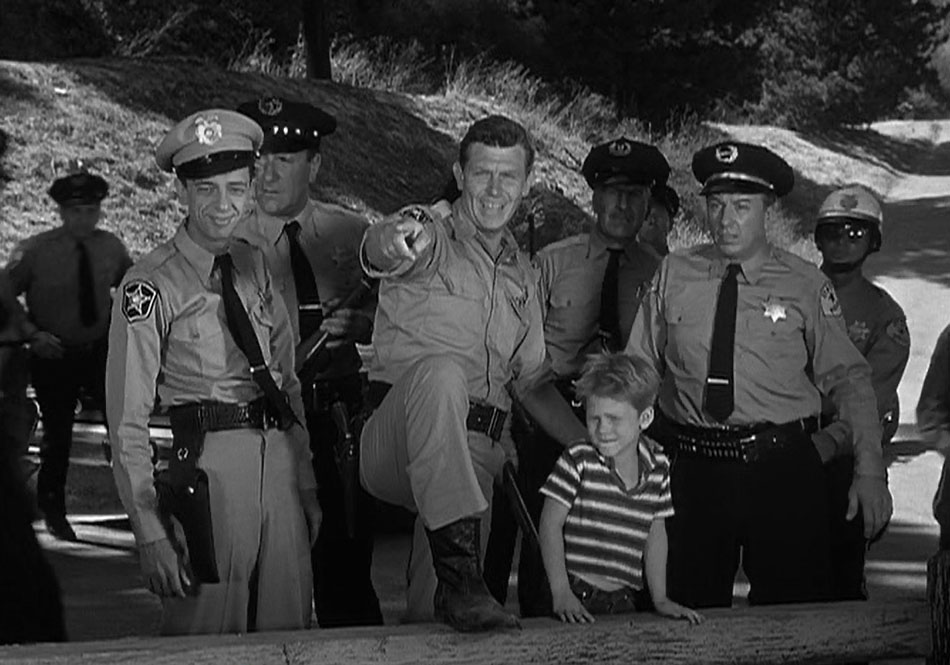 Andy Griffith Operator