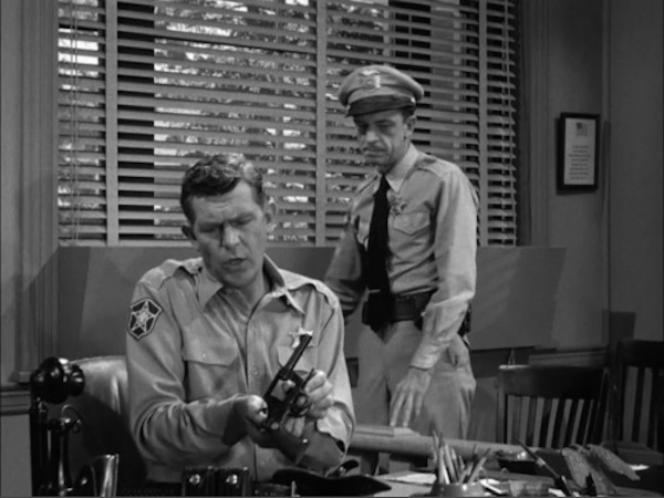 Andy Griffith Single Bullet