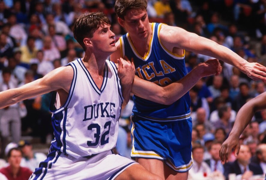 Christian Laettner is one of the greatest college basketball players of all time