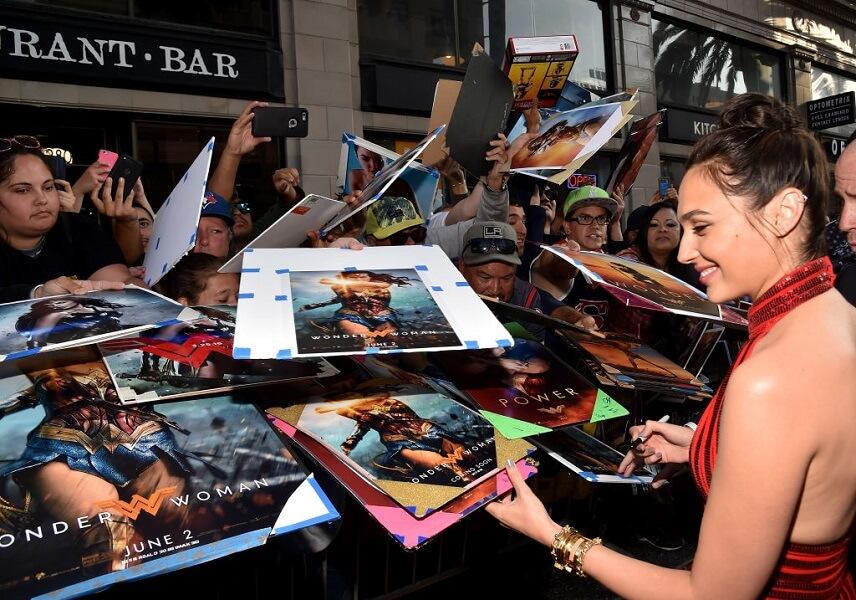 Gal Gadot has earned an incredibly loyal fan base after starring in Wonder Woman