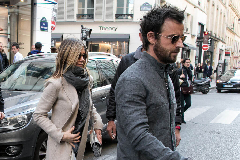 "Justin Theroux ""Terrorized"" His NYC Neighbors"