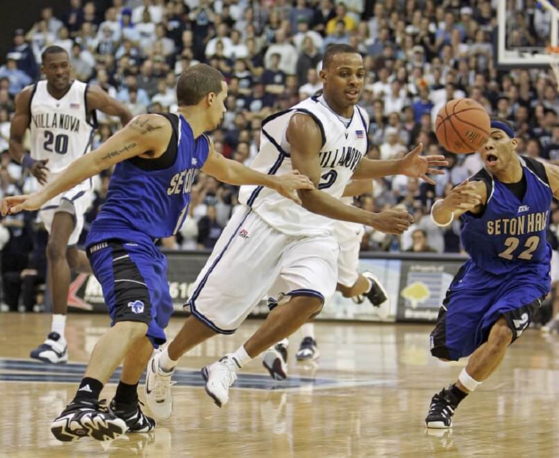 Randy Foye was a great player for Villanova but never made a splash in the NBA