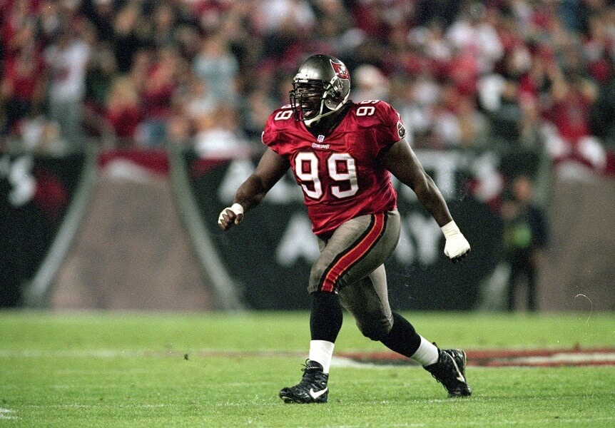 Warren Sapp was a force of nature during his NFL career