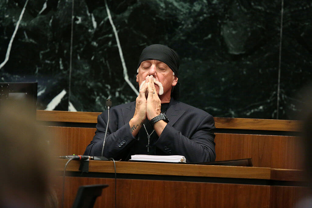 Despite His Controversial Personal Life, Hulk Hogan Is Good At Heart