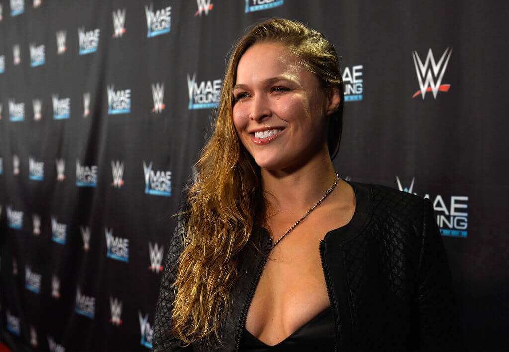 Rhonda Rousey Opens Up About Suicidal Thoughts