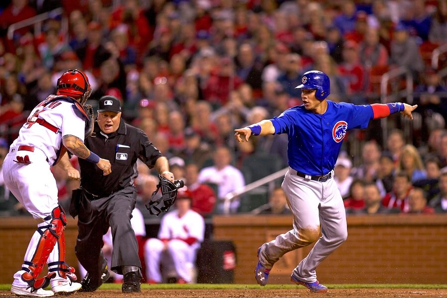 The Cubs and Cardinals have a heated rivalry