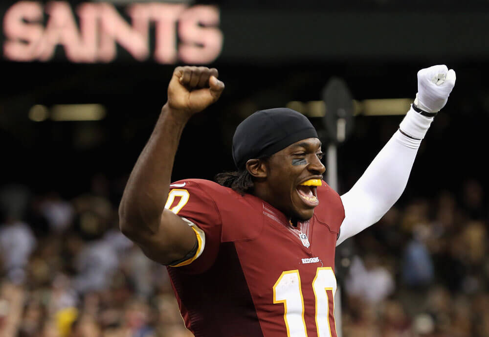 RG3 Showed Hope