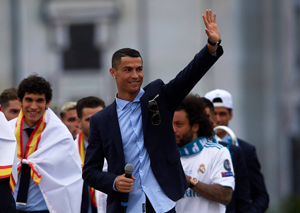 Success: Ronaldo Believes He Is The Best