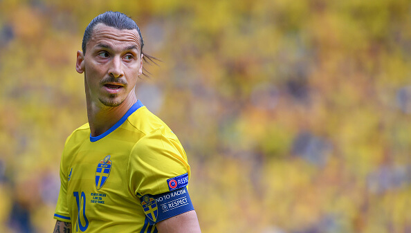 Zlatan Ibrahimovic Is The New David Beckham