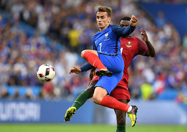 Griezmann Learned The Hard Way What Fans Expect When You're Rich