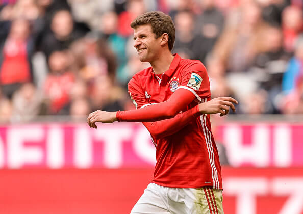 Müller Cries Using Tissues Made Of Money