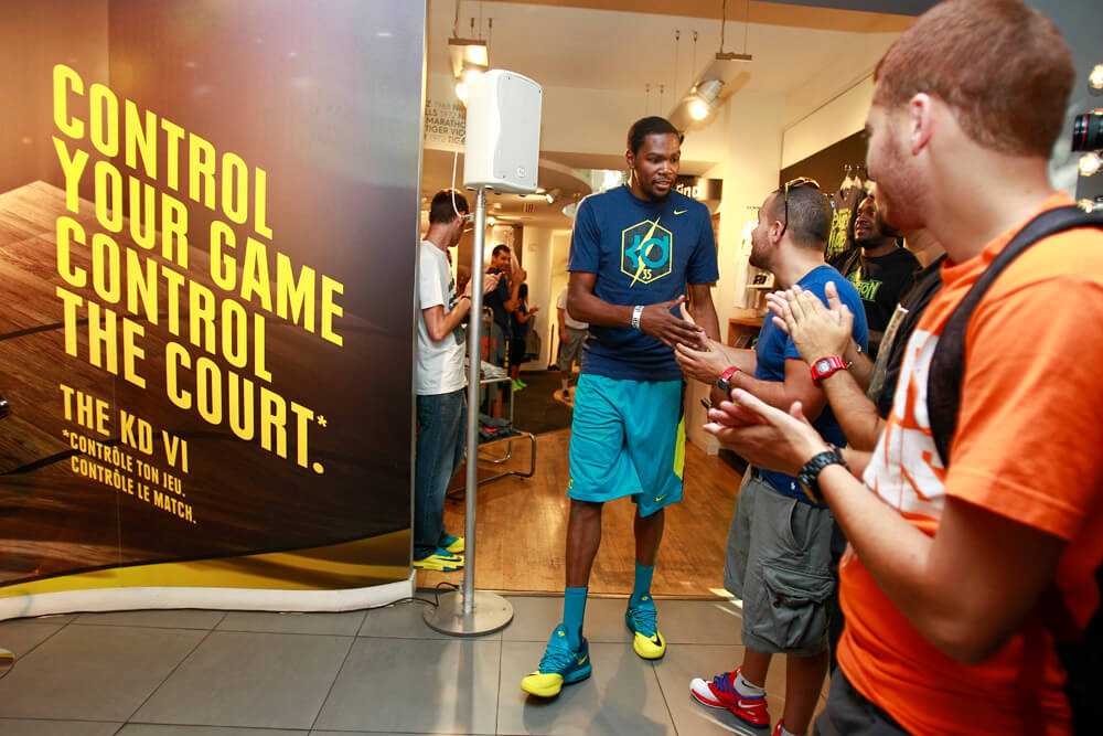 Success: Durant Will Find A Way To Flourish