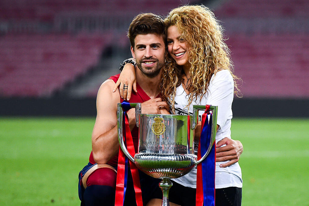 Gerard Piqué Somehow Makes More Than Shakira!