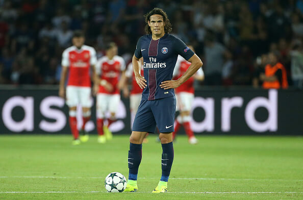 Cavani Came Home After Earning Millions