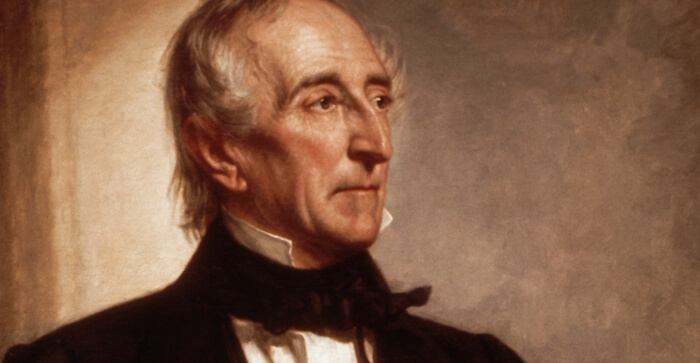 John Tyler US President and Slave Owner.jpg