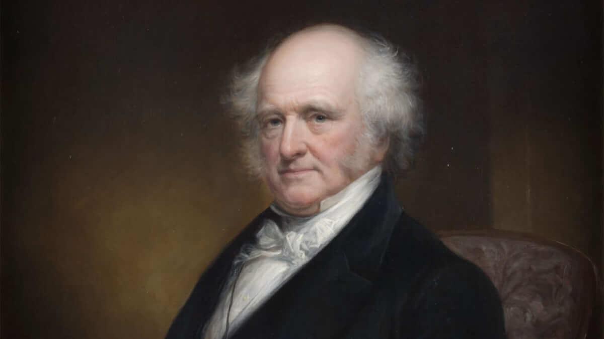 Martin Van Buren Slave Owner.jpg