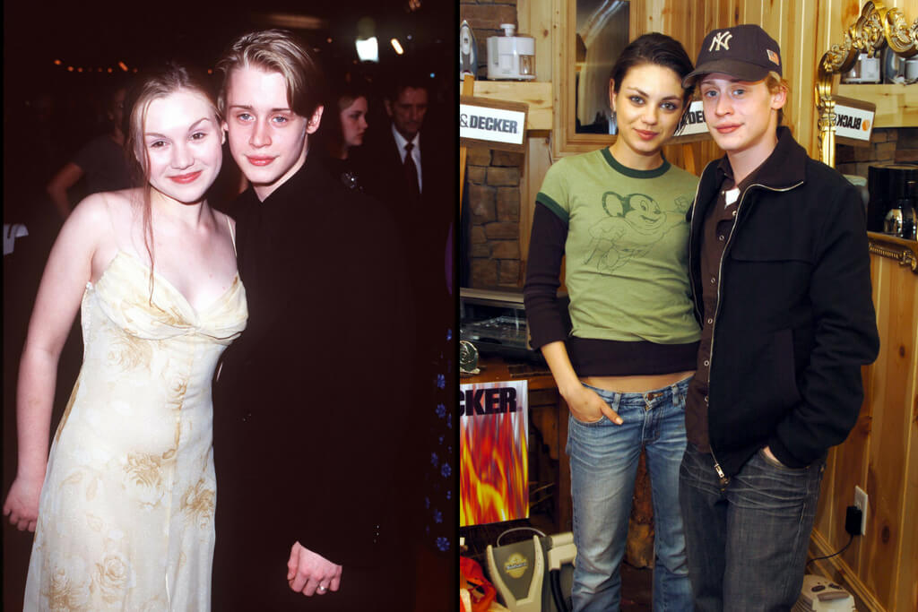 Macaulay relationships