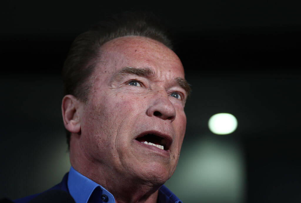 Donald Trump And Arnold Schwarzenegger Have a Rocky Relationship