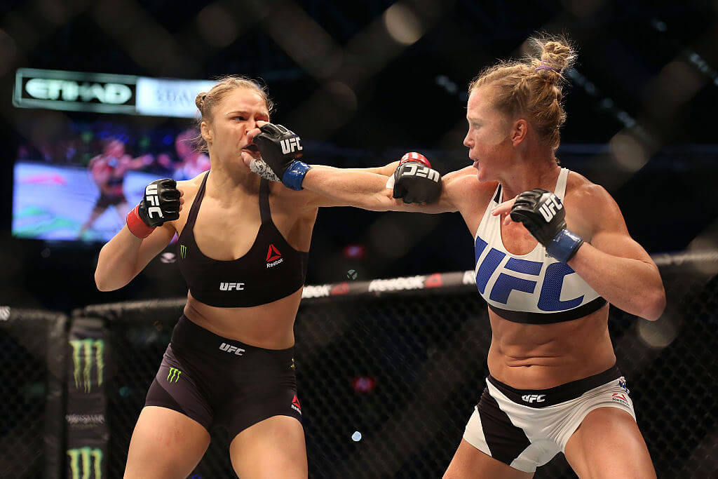 Holm Shocks The World