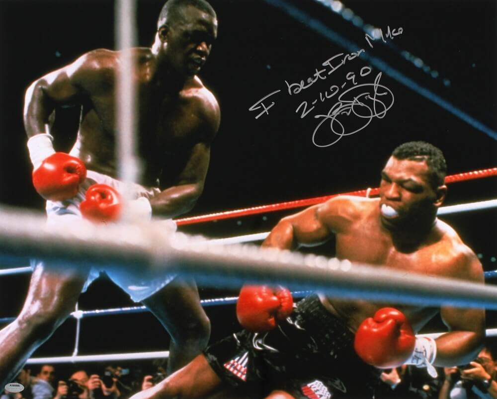 main_1-James-Buster-Douglas-Signed-16x20-Photo-Inscribed-I-Beat-Iron-Mike-2-10-90-Schwartz-COA-PristineAuction.com.jpg