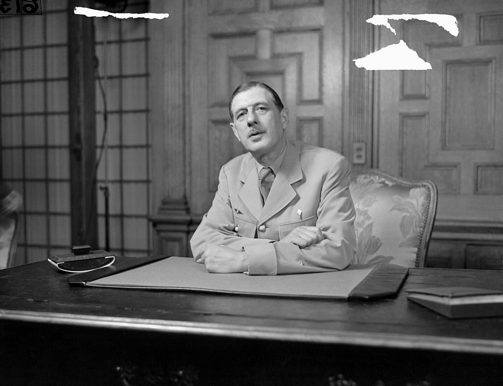 The Rise Of Charles De Gaulle